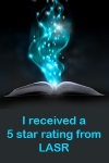 Image: I received a 5 star rating from LASR.