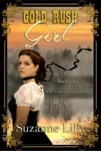 Gold Rush Girl eBook Cover